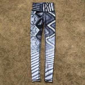 Pants - Tribal yoga pant